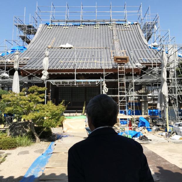 浄蓮寺様 改修工事