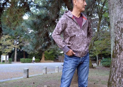 LIVE PARKA_西野さん1
